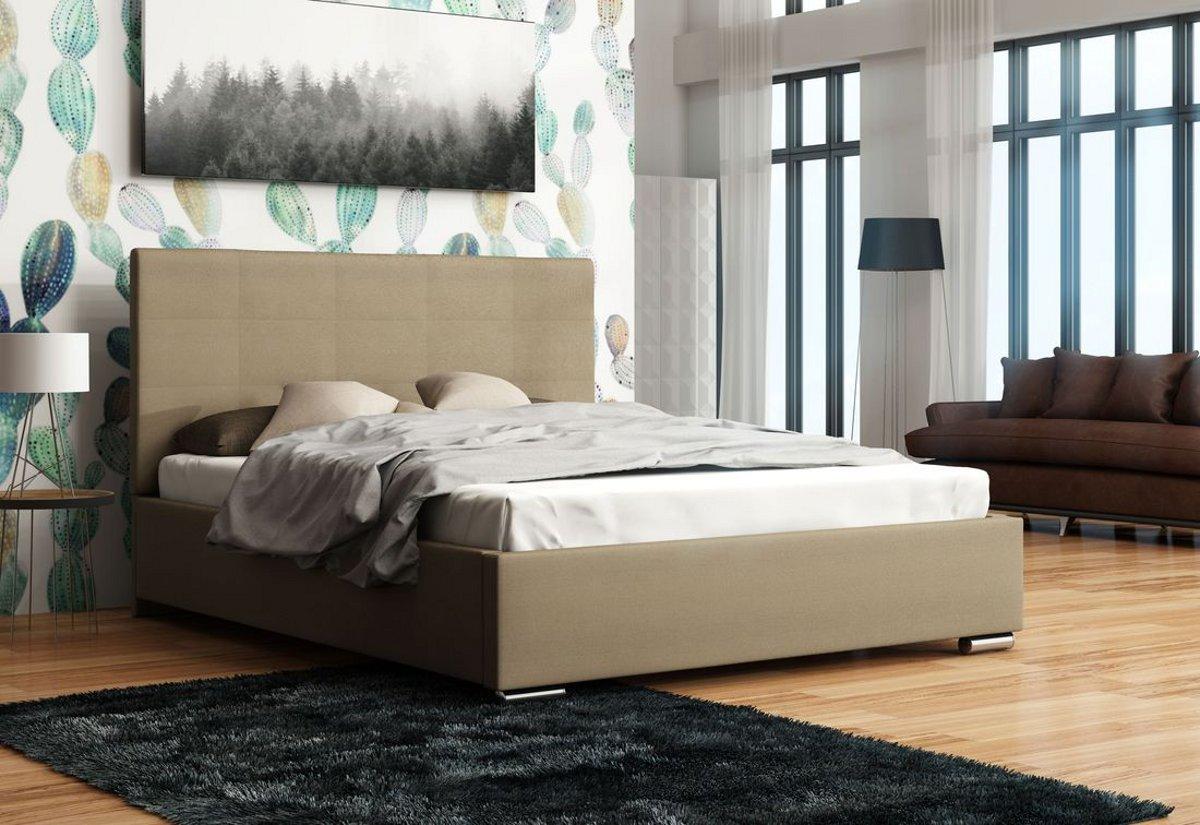 Expedo.sk Čalúnená posteľ NASTY 4 + rošt + matrace, sofie 7, 180x200 cm, doprava len 9 Euro