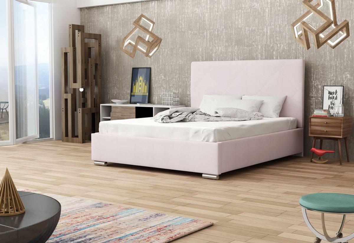 Expedo.sk Čalúnená posteľ NASTY 5 + rošt, sofie 15, 140x200 cm