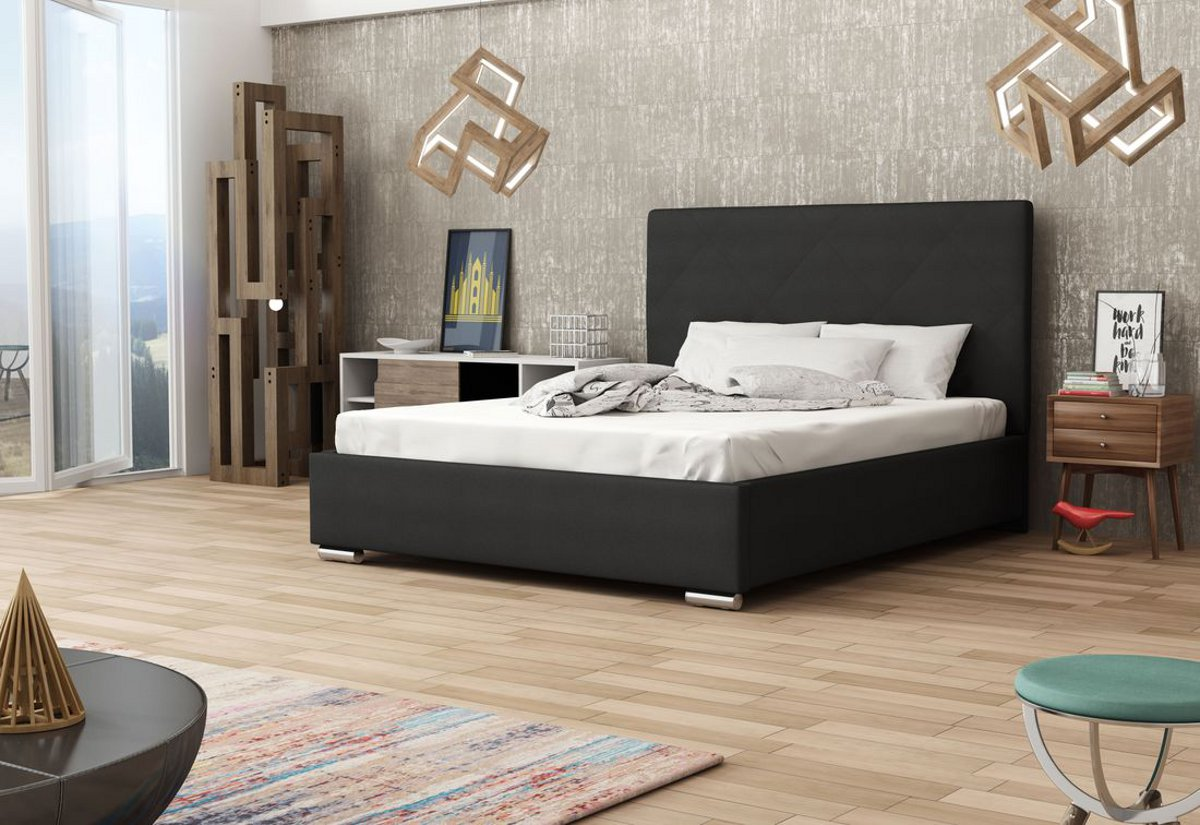 Expedo.sk Čalúnená posteľ NASTY 5 + rošt, sofie 20, 140x200 cm