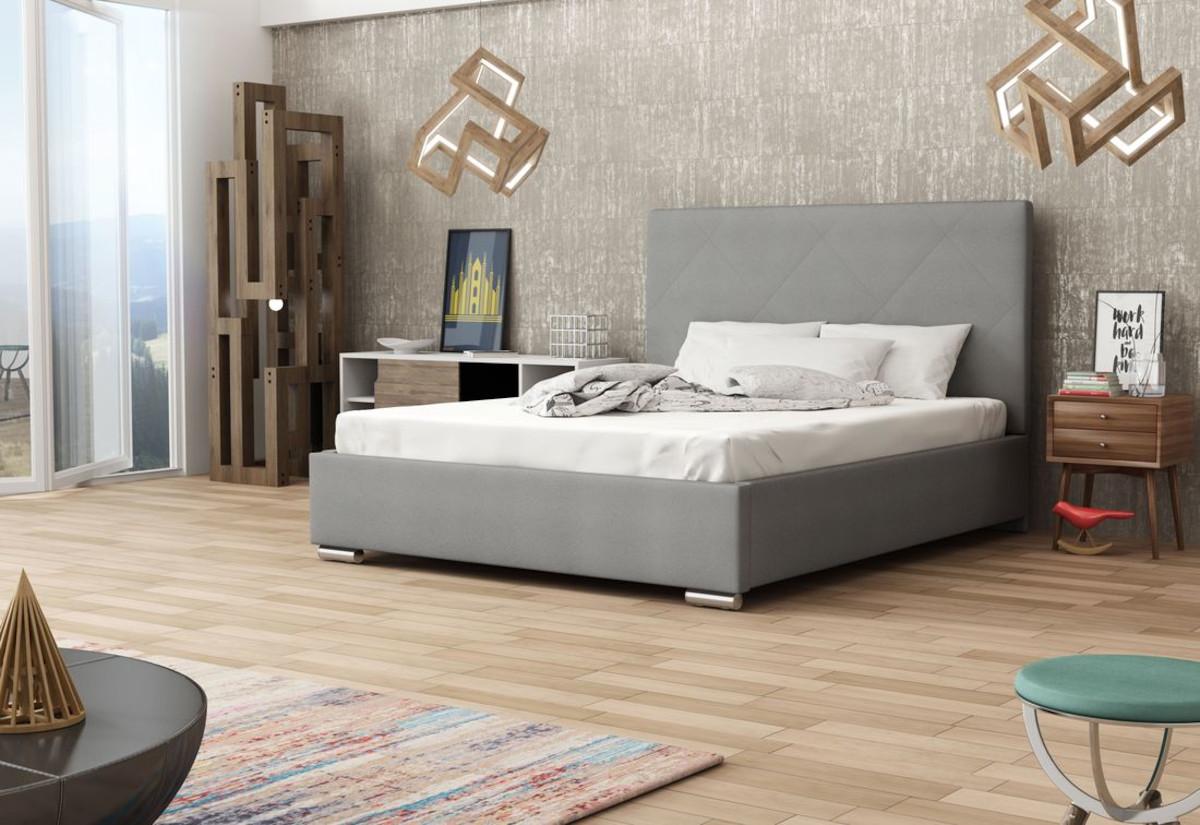 Expedo.sk Čalúnená posteľ NASTY 5 + rošt, sofie 23, 140x200 cm