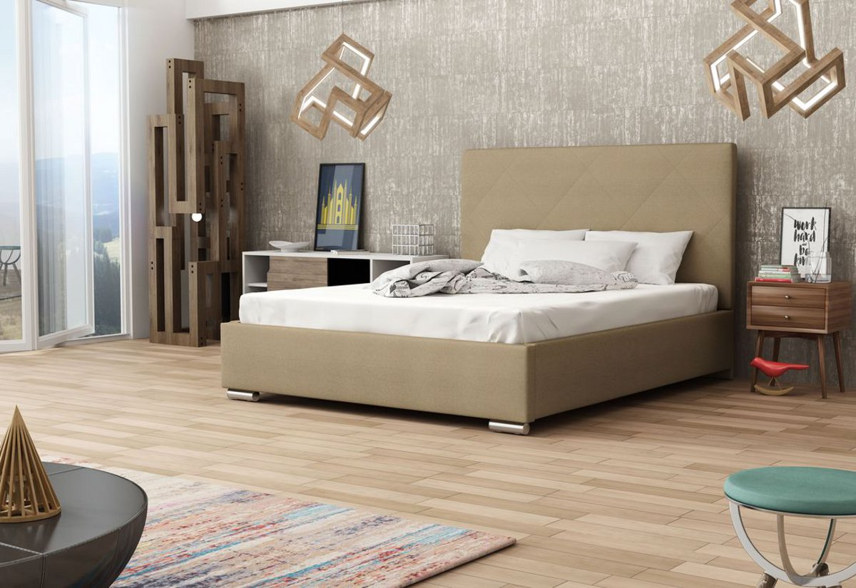 Expedo.sk Čalúnená posteľ NASTY 5 + rošt, sofie 7, 160x200 cm