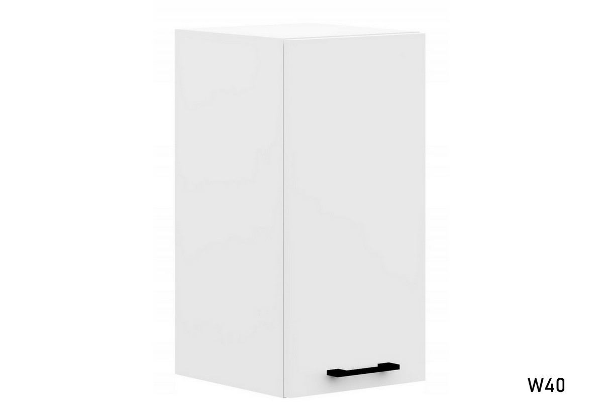 Expedo.sk Kuchyňská skříňka horní KOSTA W40, 40x58x30, bílá, doprava len 9 Euro